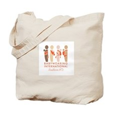 Unique Babywearing international Tote Bag