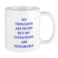 thoughts Mug