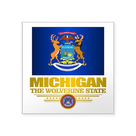 Michigan Pride Sticker