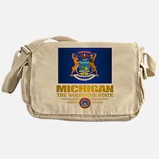 Michigan Pride Messenger Bag