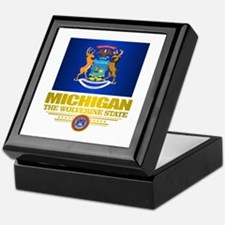 Michigan Pride Keepsake Box