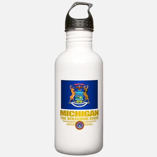 Michigan Pride Water Bottle