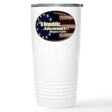 A Republic Travel Mug