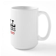 BILL STICKERS IS INNOCENT! Mug