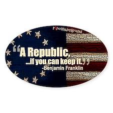 A Republic Decal
