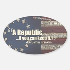 A Republic Decal