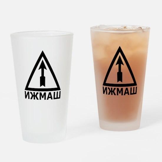 IZHMASH Drinking Glass