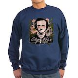 Edgar allan poe Sweatshirt (dark)