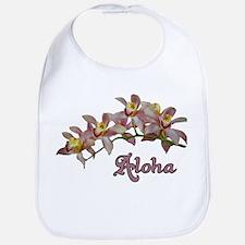 Aloha Flowers Bib