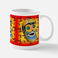 Happy Jalapeno Skull Mug