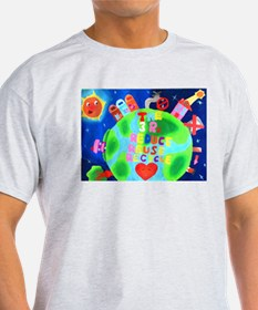 Love mother earth the 3Rs T-Shirt