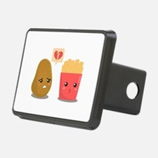 Potato is Heart Broken with French Fries Hitch Cov