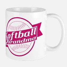 Softball Grandma Mug