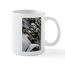 Bikes Parked Mug