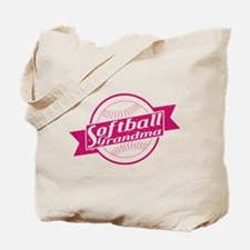 Softball Grandma Tote Bag