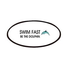 TOP Swim Slogan Patch
