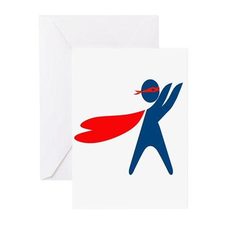 CASA Hero Greeting Cards (Pk of 10)