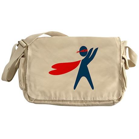 CASA Hero Messenger Bag