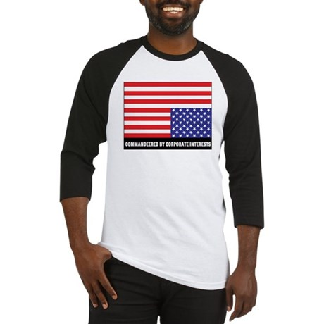 upside-down-flag2black.jpg Baseball Jersey