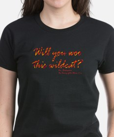 Shakespeare - Woo This Wildcat Tee