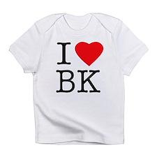 Cute Bk Infant T-Shirt