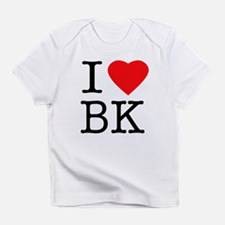 Funny Brooklyn nyc Infant T-Shirt