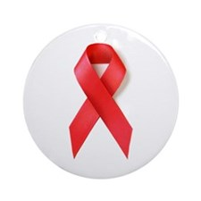 Aids T-Shirts World AIDS Day Ornament (Round)