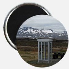 Only In Iceland Magnet