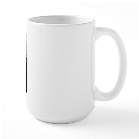 Only In Iceland Large Mug