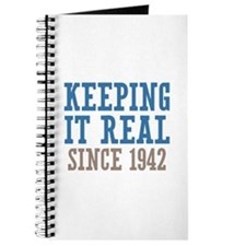 Keeping It Real Since 1942 Journal