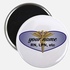 Personalized Nurse Magnet