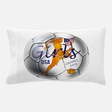 US Soccer Champs 2008 Pillow Case