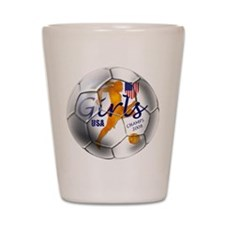 US Soccer Champs 2008 Shot Glass