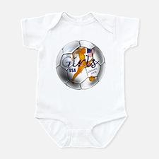 US Soccer Champs 2008 Infant Bodysuit