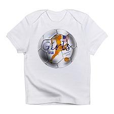 US Soccer Champs 2008 Infant T-Shirt