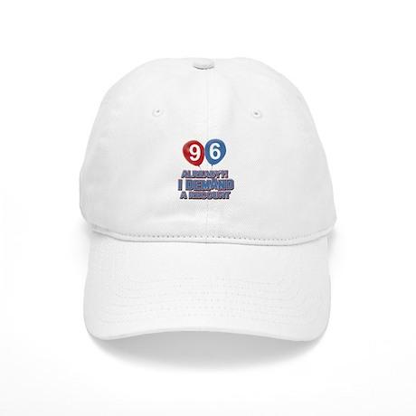 96 year old ballon designs Cap