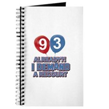 93 year old ballon designs Journal