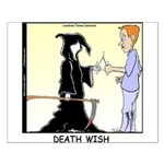 Death Wishbone Posters