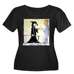 Death Wishbone Plus Size T-Shirt