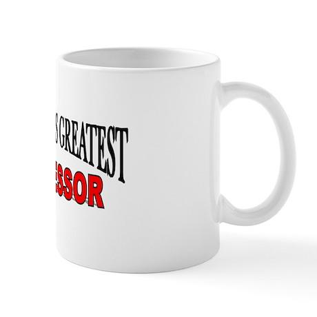 """The World's Greatest Professor"" Mug"