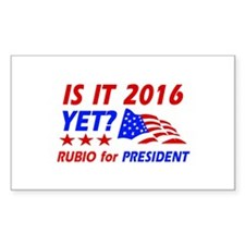 Political Designs Decal