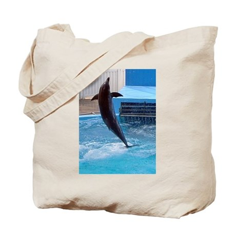 dolphin 2 Tote Bag