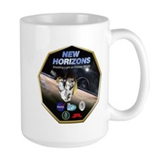 New Horizons Program Logo Mug