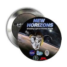 "New Horizons Program Logo 2.25"" Button"