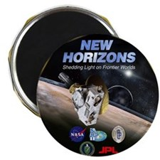 New Horizons Program Logo Magnet
