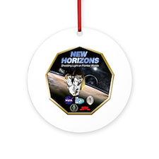 To Pluto & Beyond Ornament (Round)