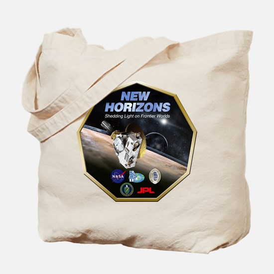 New Horizons Program Logo Tote Bag