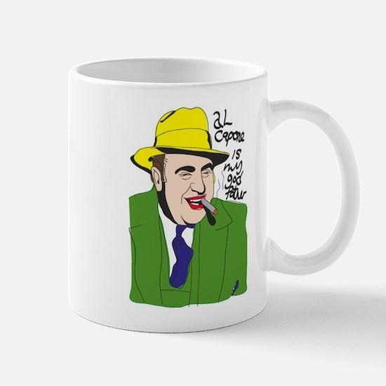 PAUL MAKEPEACE Mug