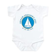 ABACO CRUISERS NET Infant Bodysuit