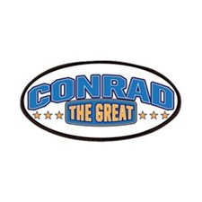 The Great Conrad Patches